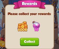 Recompensas de giros y monedas de Pet Master gratis